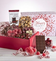 Happy Valentine Chocolate  Sweets Box