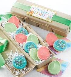 Buttercream Frosted Easter Egg Carton