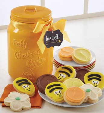 Collector39s Edition Bee Well Cookie Jar