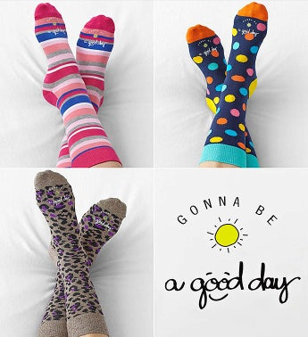 Good Day Women Sock Bundle