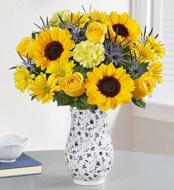 Radiant Sunshine Bouquet