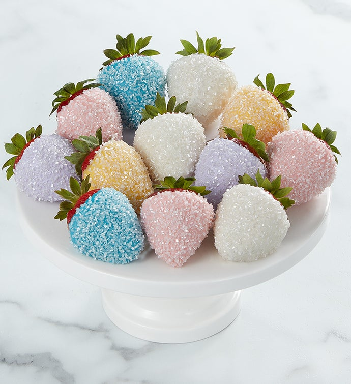 Full Dozen Unicorn Sparkle Strawberries