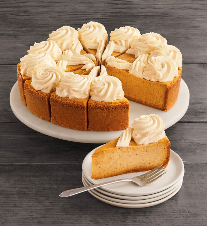 The Cheesecake Factory174 Pumpkin Cheesecake - 1034