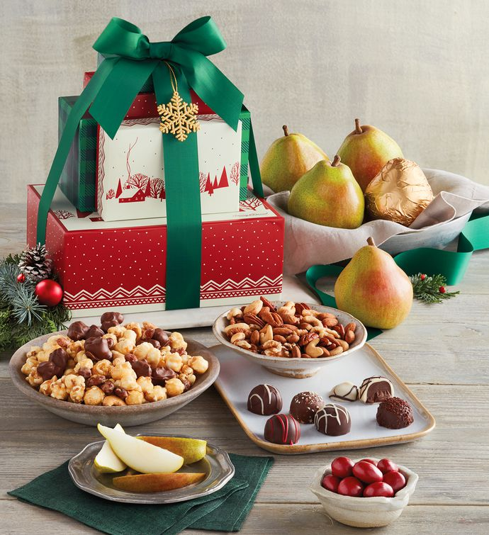 Tower of Treats174 Signature Holiday Gift
