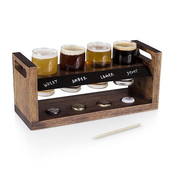 Craft Beer Flight Beverage Sampler