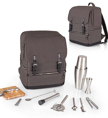 Bar-BackPack Portable Cocktail Tote