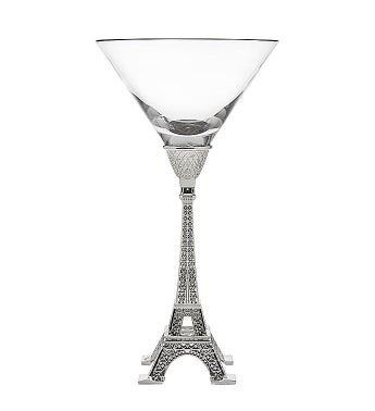 Eiffel Tower Glass