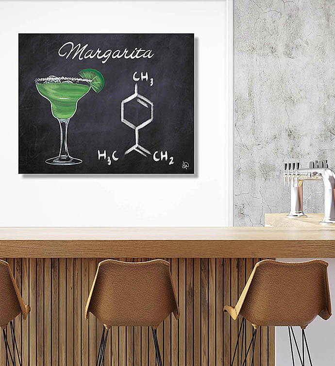 Chalkboard Margarita Formula