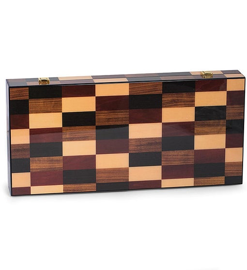 Art Deco Backgammon Set