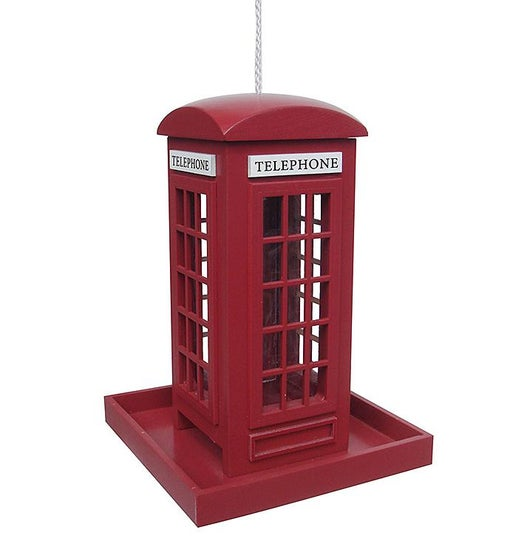 Telephone Booth Feeder