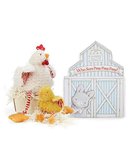 Friends on the Farm Gift Set