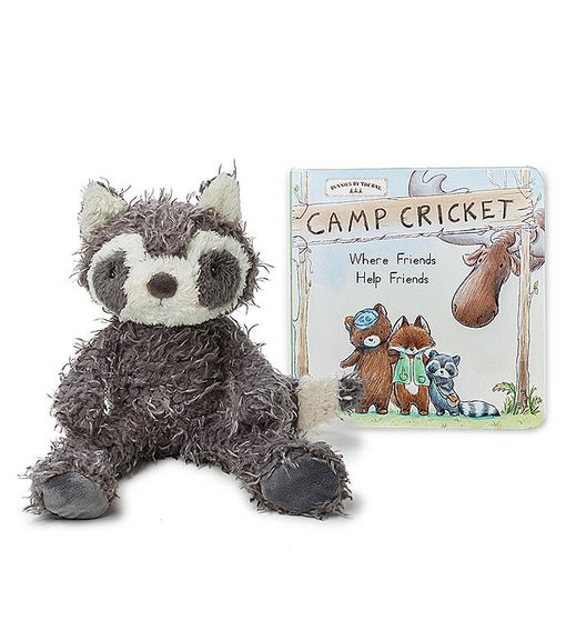Roxy The Raccoon and Friends Gift Set