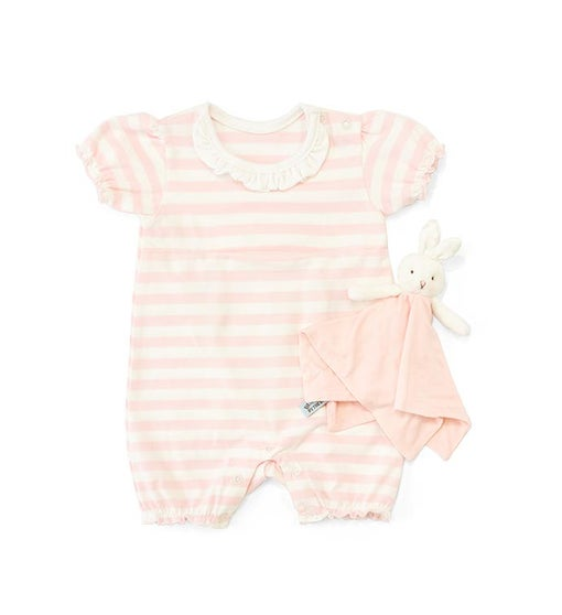 Blossom's Romper with Binkie