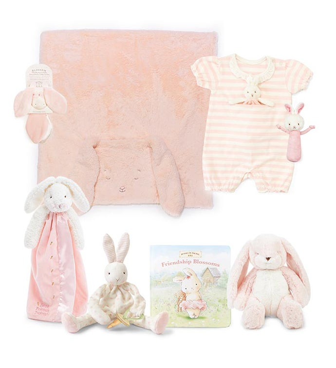 Blossom Bunnys Everything Baby Bundle Gift Set