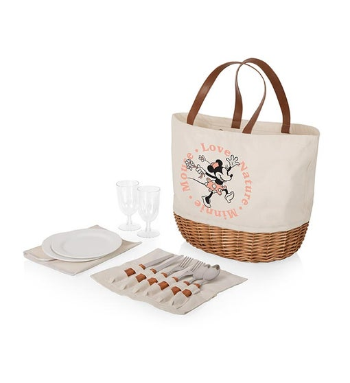 Minnie – Promenade Picnic Basket (Canvas)