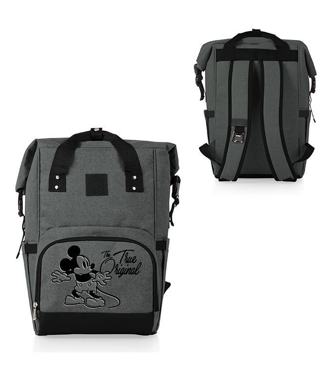 Mickey Mouse OTG Roll-Top Cooler Backpack