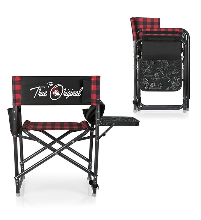 Outdoor Directors Chair Mickey Mouse