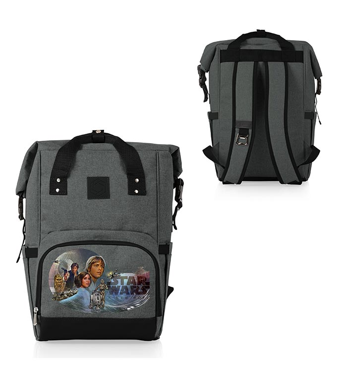 SW Celebration 2019 OTG Roll-Top Cooler Backpack