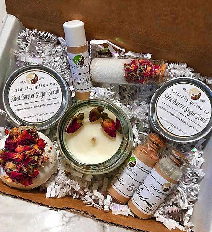 Spa Sampler Aromatherapy Gift