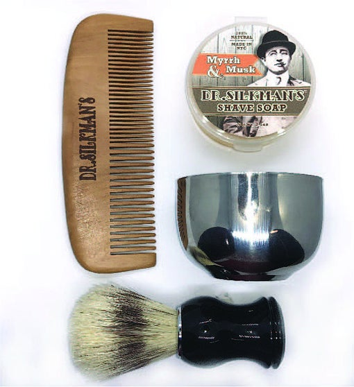 Traditional Wet Shave Starter Kit