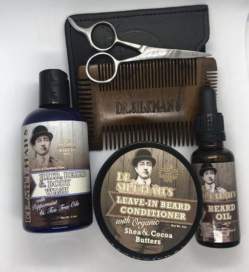 Ultimate Beard Care Kit (5 Piece)