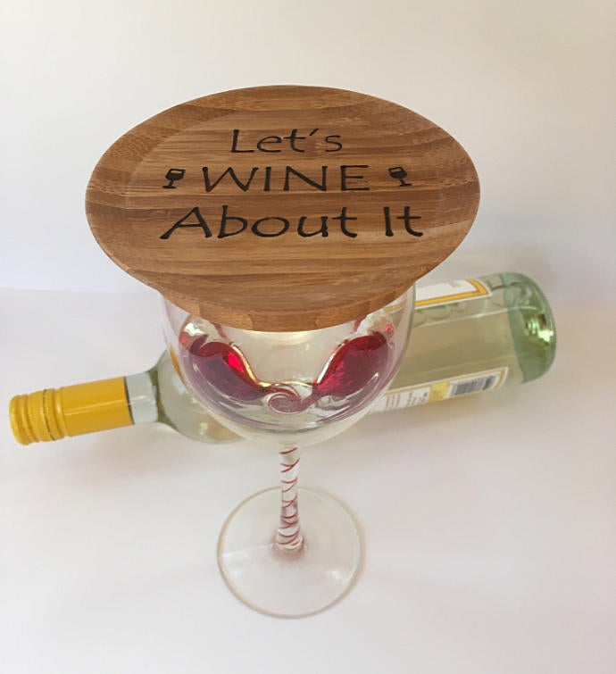 Wine Glass Topper