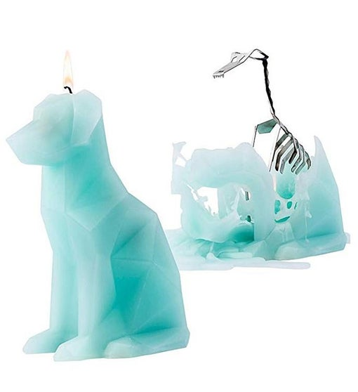 Pyropet Candle, VOFFI - Dog (Mint)