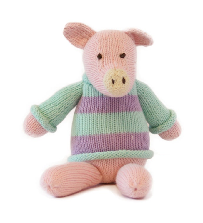 Pig with Sweater
