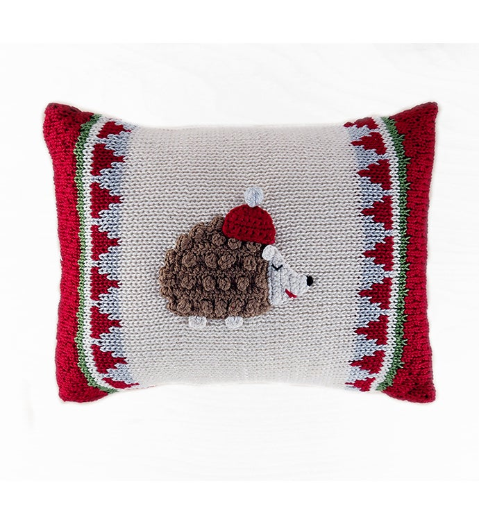Mini Hedgehog Pillow