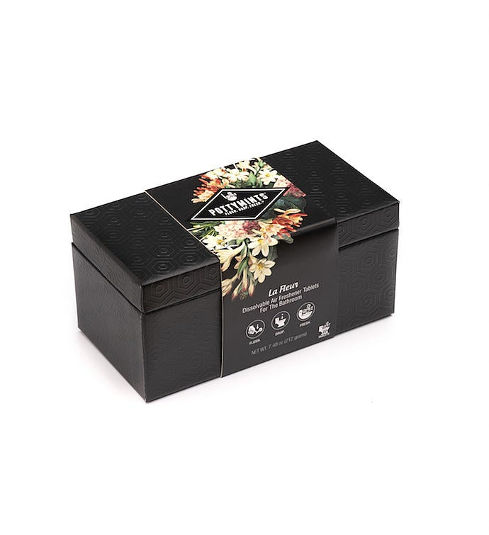 Pottymints  Black Display Box