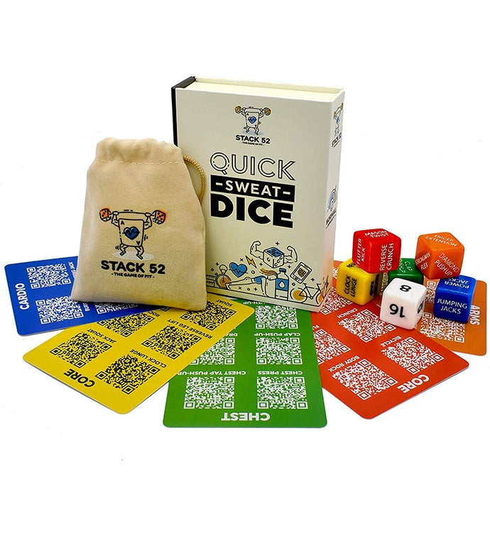 Quick Sweat Dice