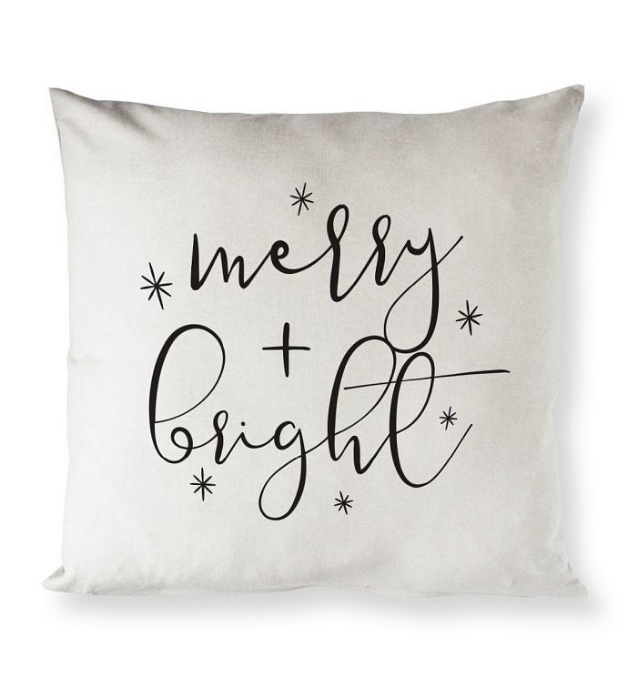 WinterHoliday Pillow Cover