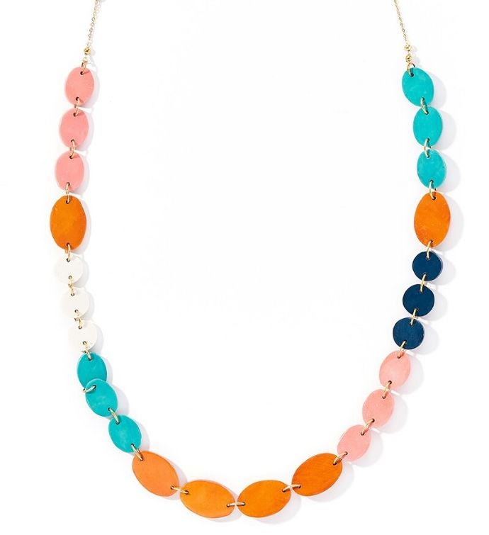 Ria Sunny Multi-Drop Necklace
