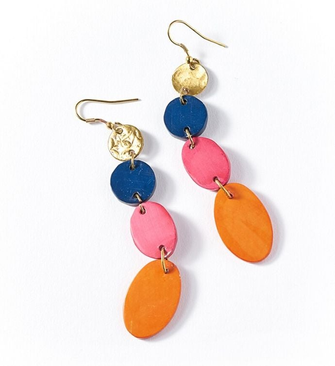 Ria Sunny Multi-Drop Earrings