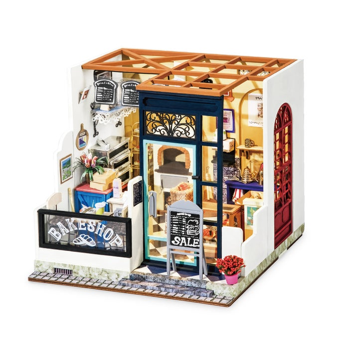 Nancy39s Bake Shop DIY Miniature Dollhouse