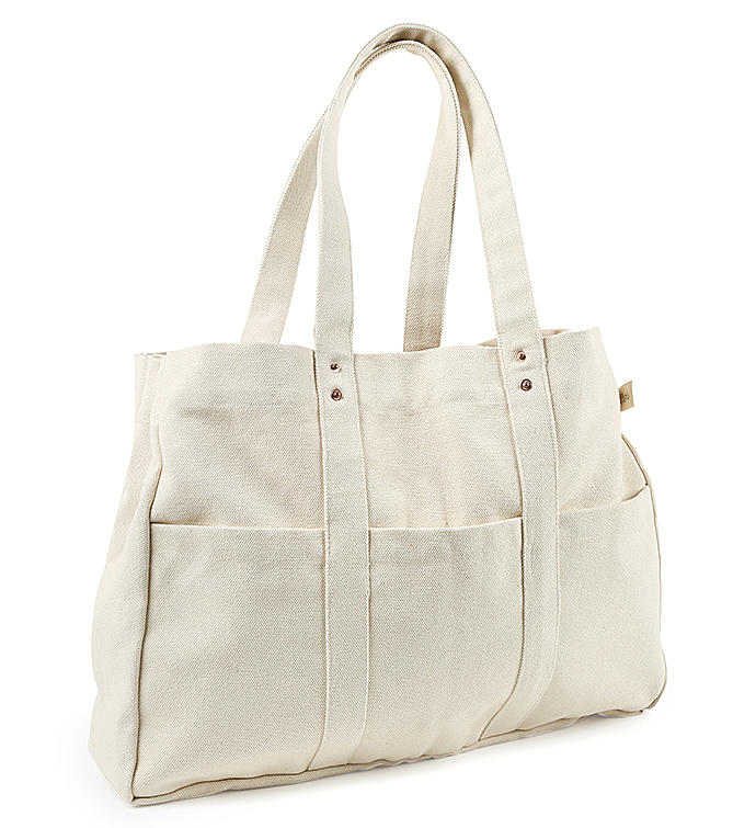 Canvas Utility Tote