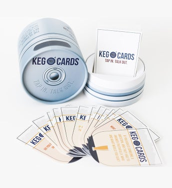 Keg O' Cards : Conversation Card Game