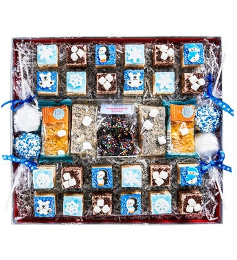 "Treat House ""Winter Wonderland Bash Box"""