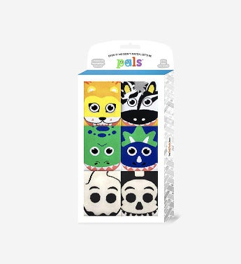 Best Buds Sock Gift Box  Kids 4-8 Years