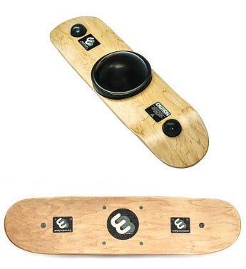 Whirly Board Spinning Balance Board