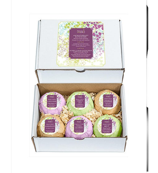 Aromatherapy Large Bath Bombs Gift Set